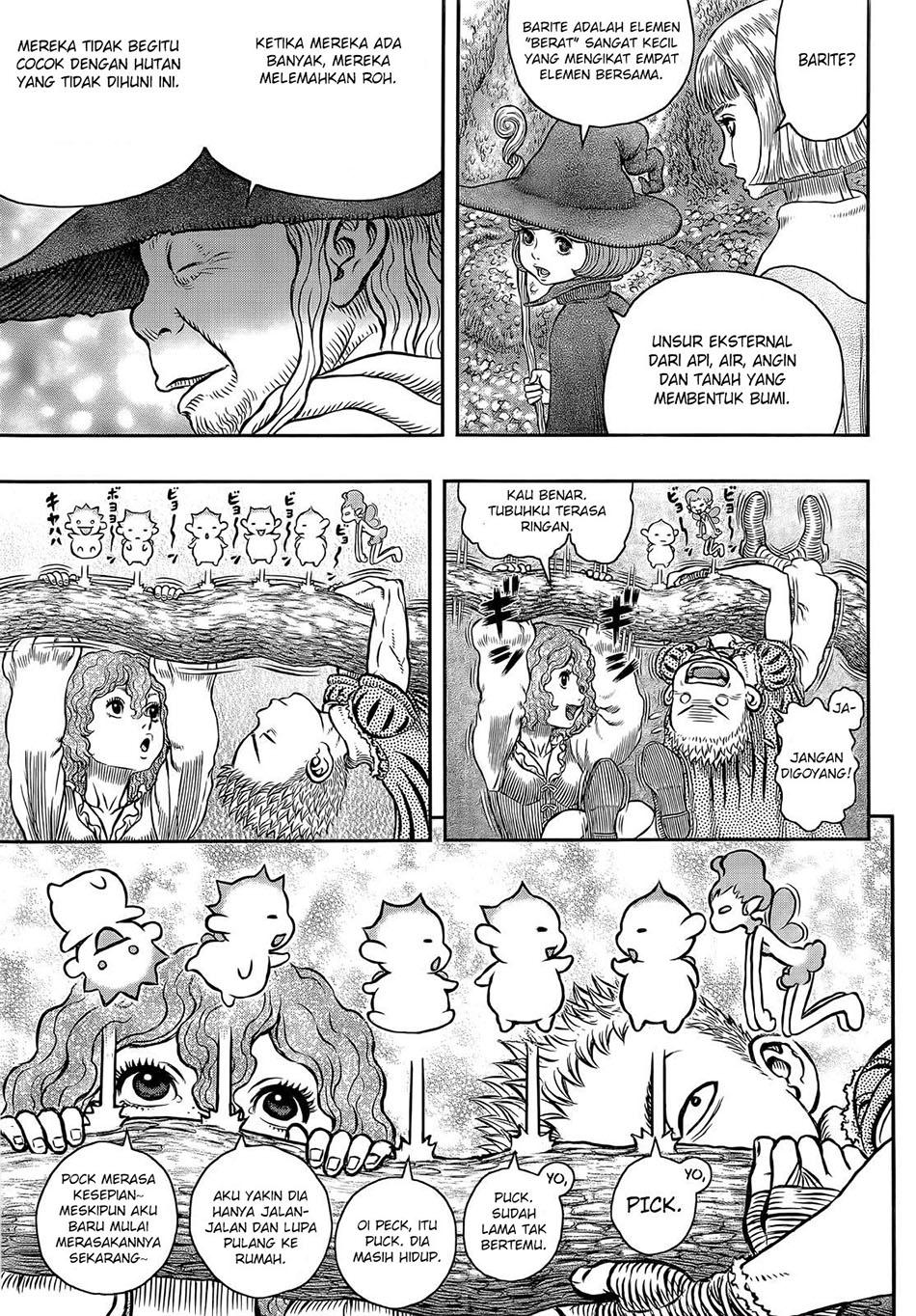 Berserk Chapter 346-4