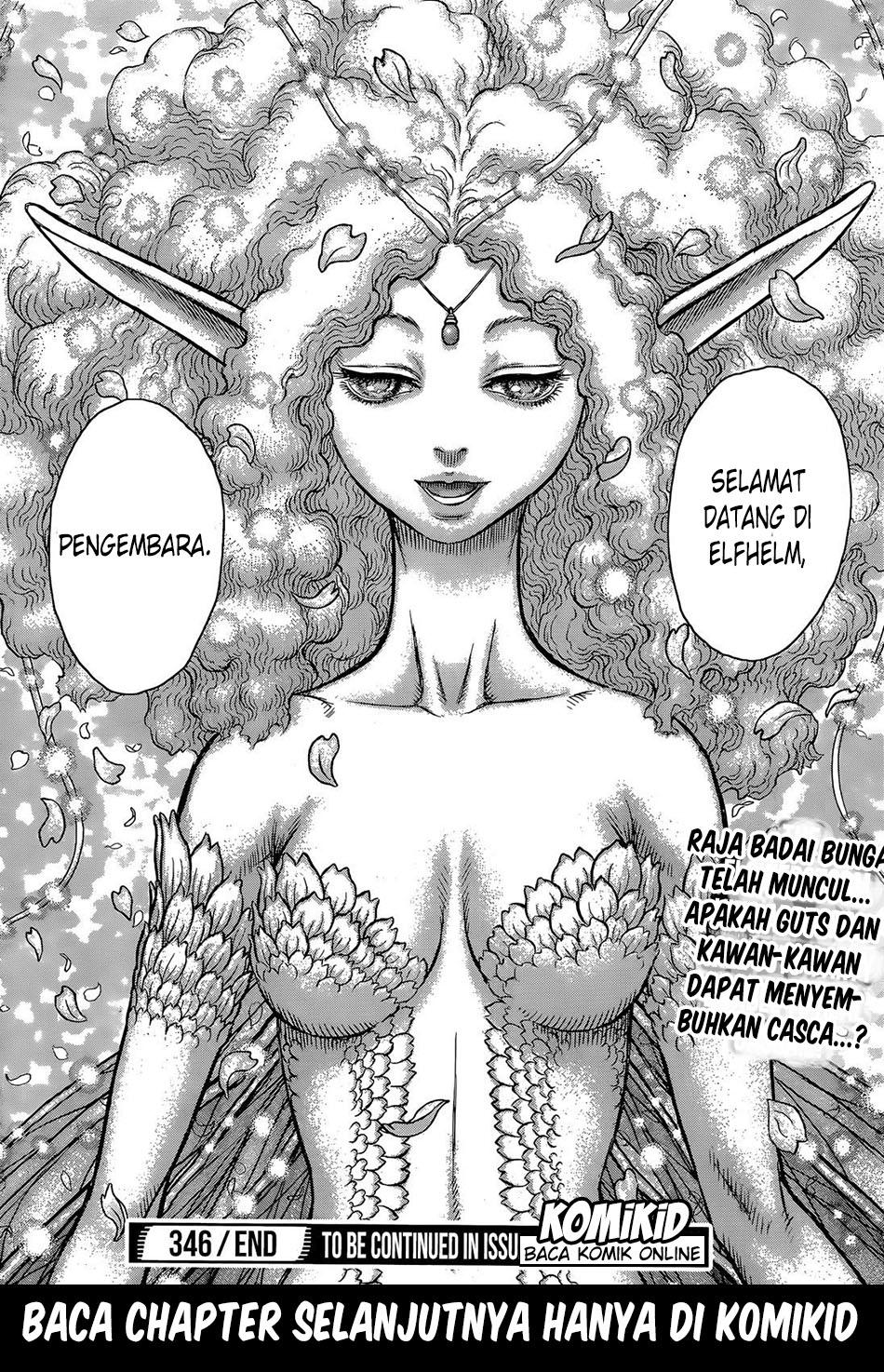 Berserk Chapter 346-18