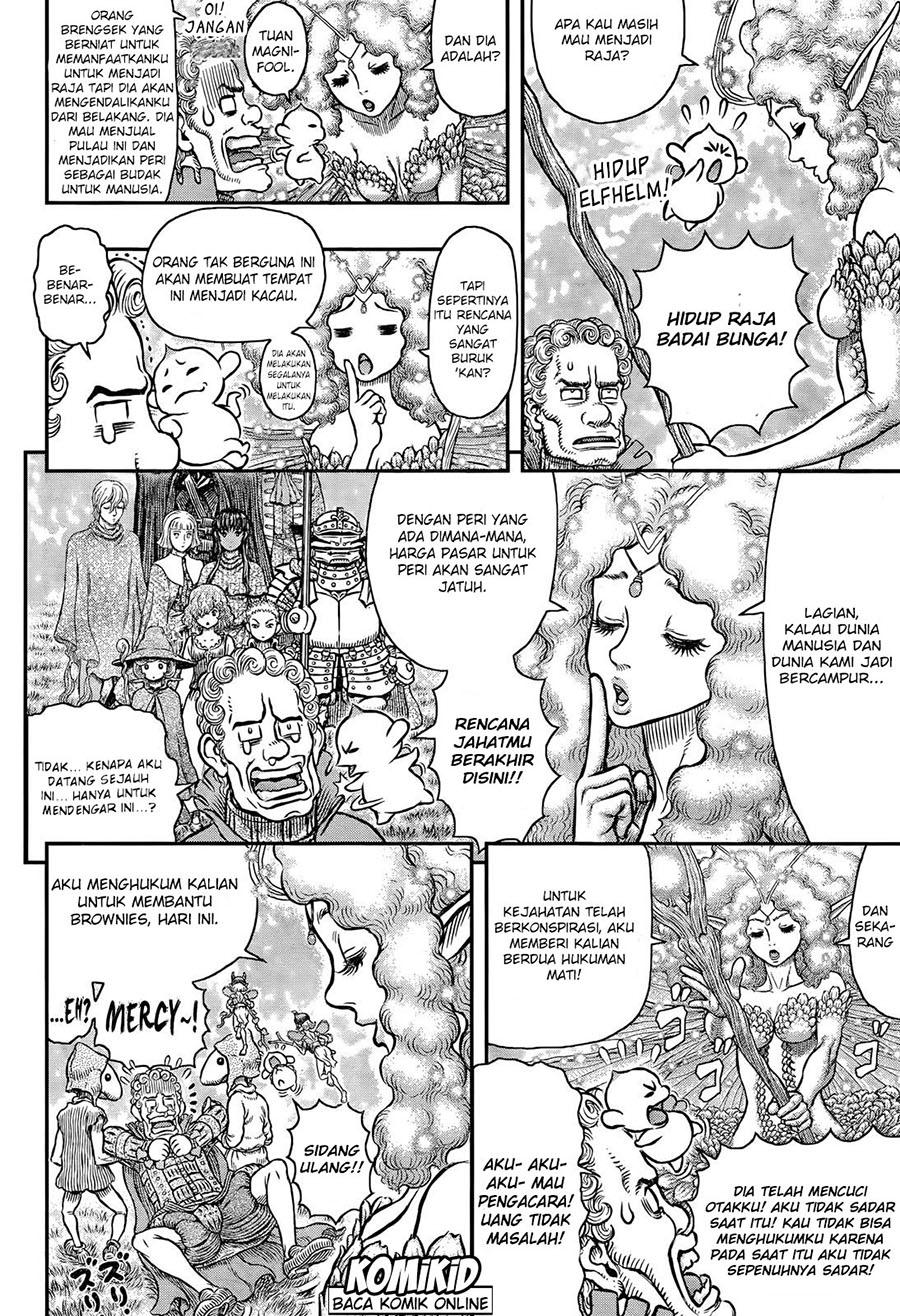 Berserk Chapter 347-5
