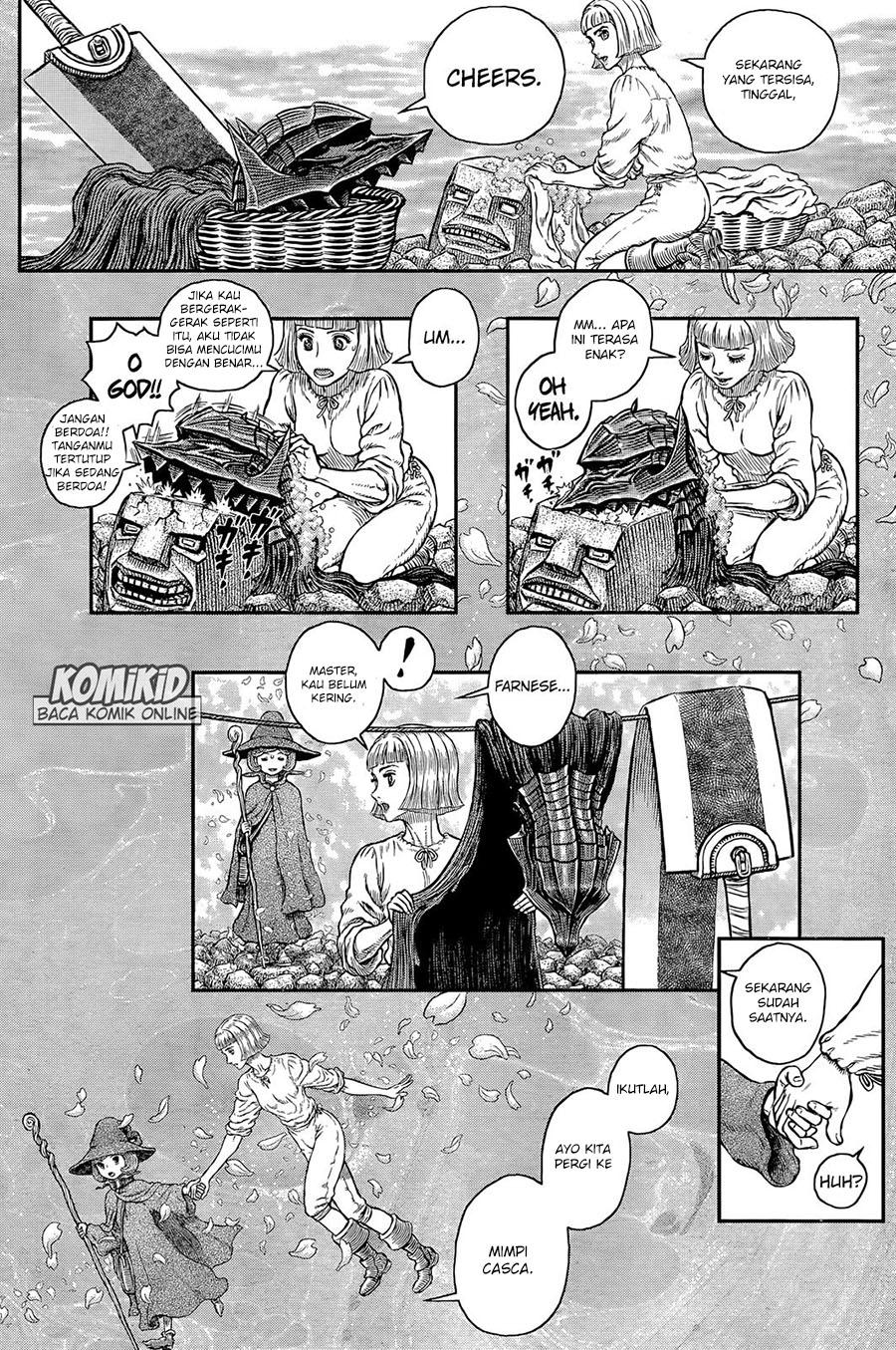 Berserk Chapter 347-18