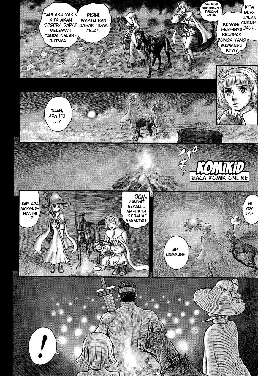 Berserk Chapter 349-10