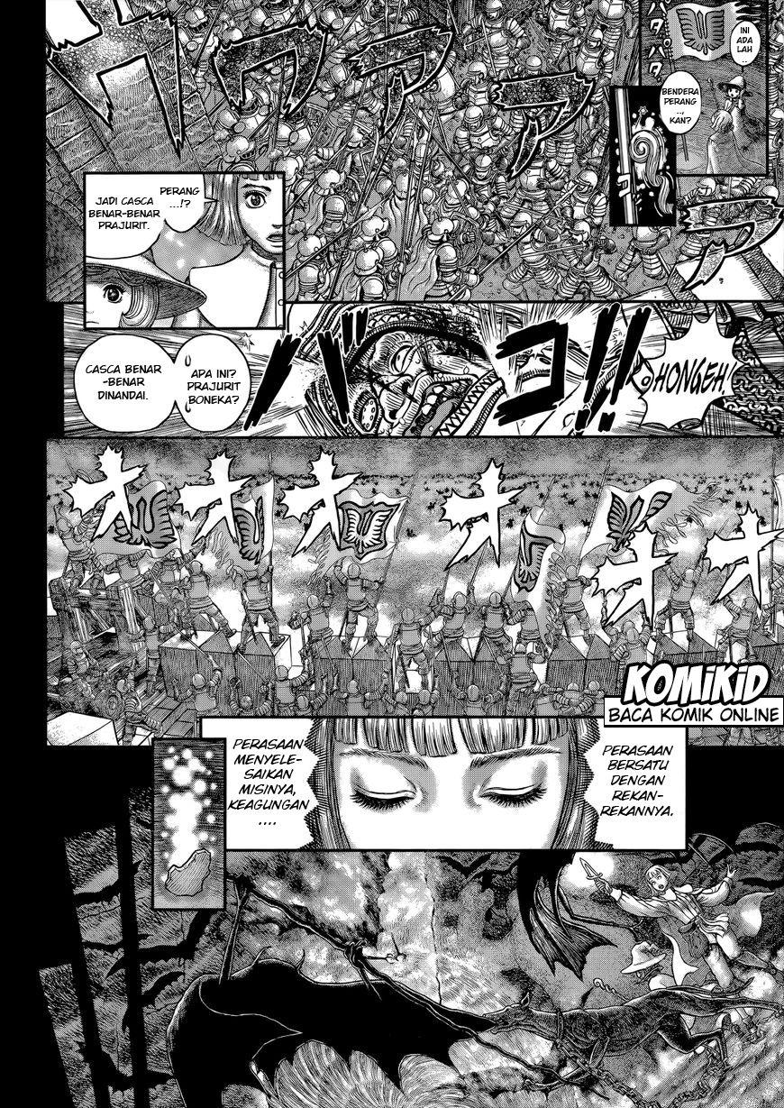 Berserk Chapter 350-6