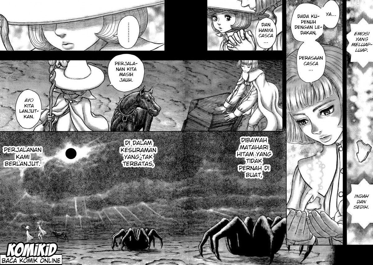 Berserk Chapter 350-15