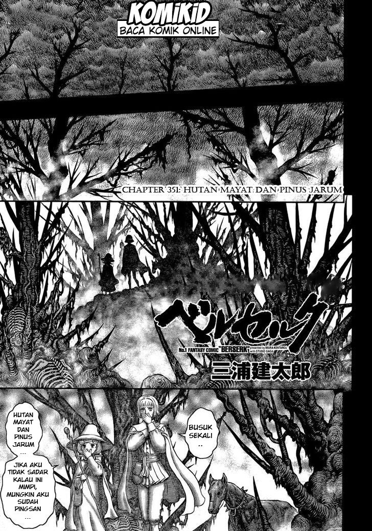 Berserk Chapter 351-2