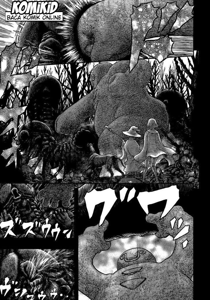 Berserk Chapter 351-10