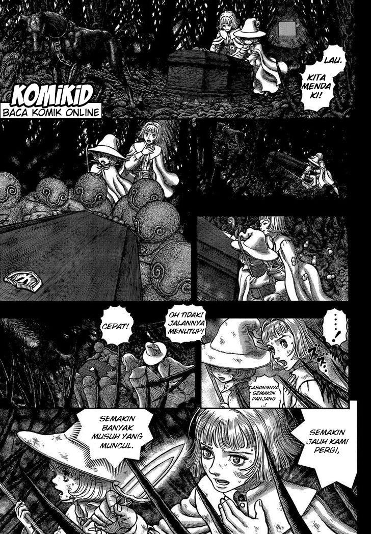 Berserk Chapter 351-20
