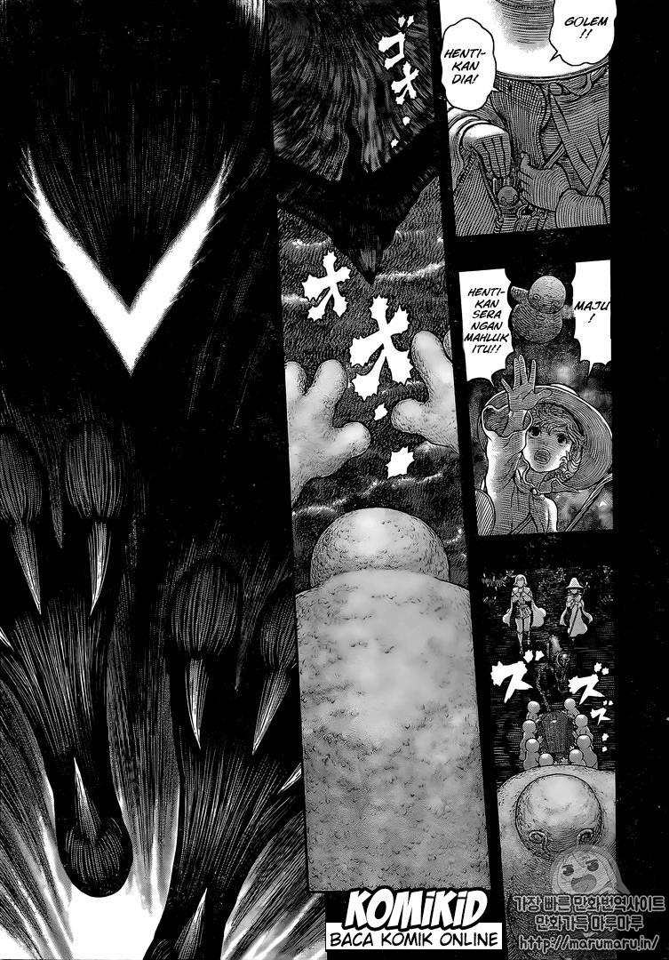 Berserk Chapter 352-5