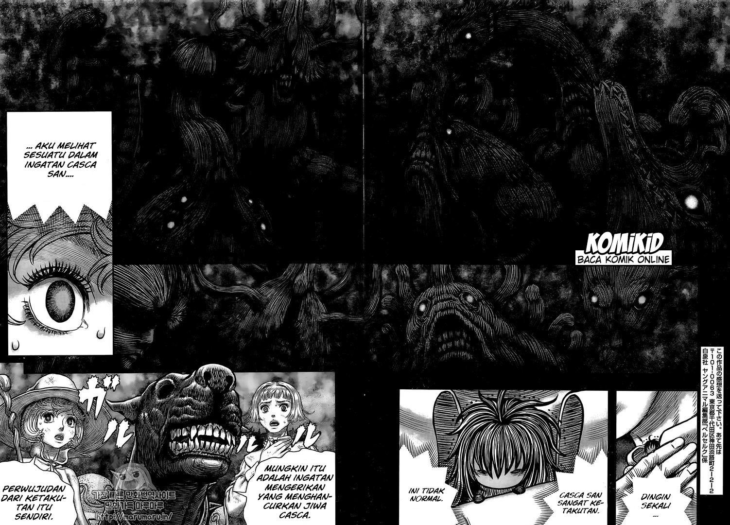 Berserk Chapter 352-8