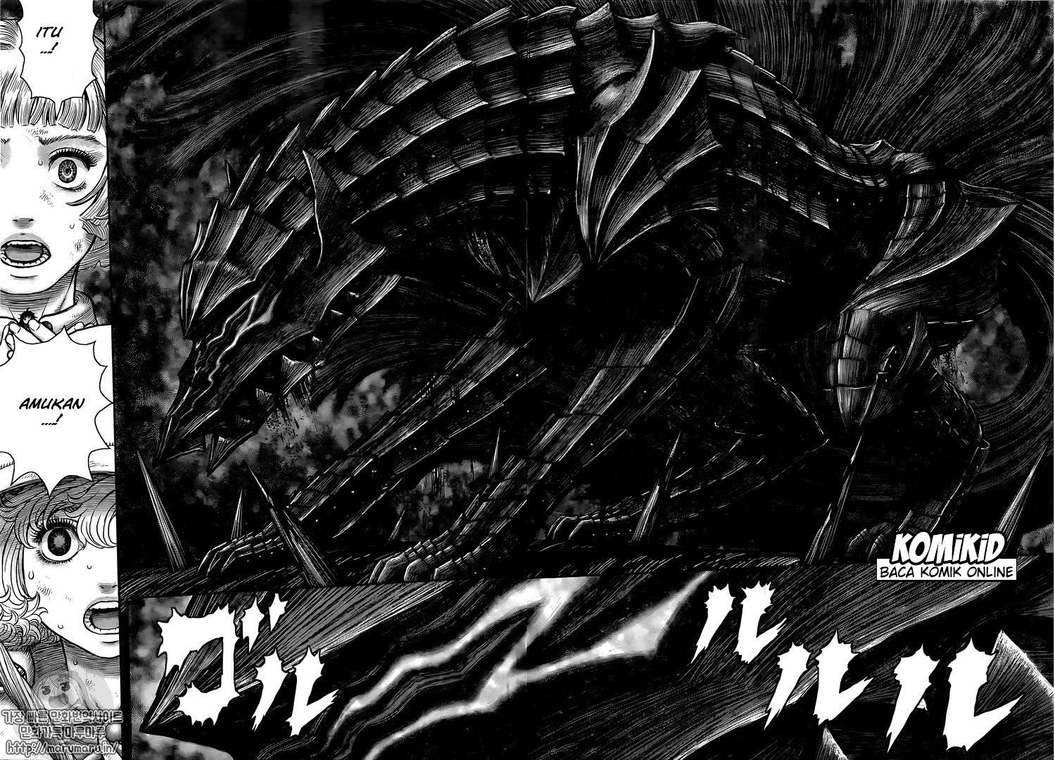 Berserk Chapter 352-16