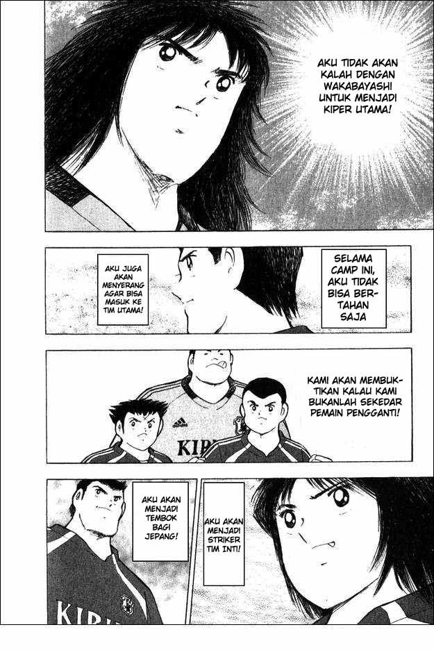 Captain Tsubasa Golden - 23 Chapter 01 - Mangakita