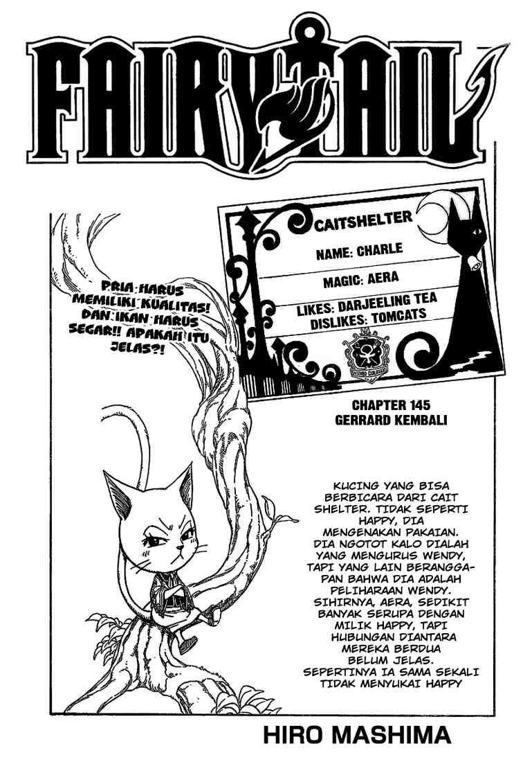 Fairy Tail: Chapter 145.0 - Page 2
