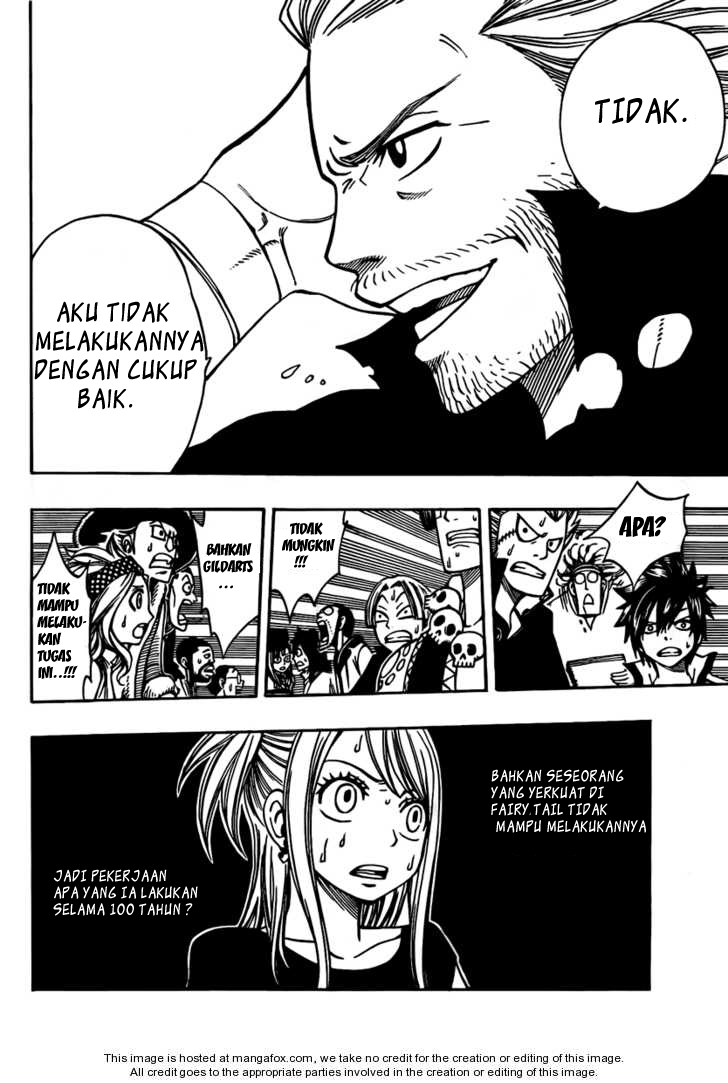 Fairy Tail: Chapter 166.0 - Page 10