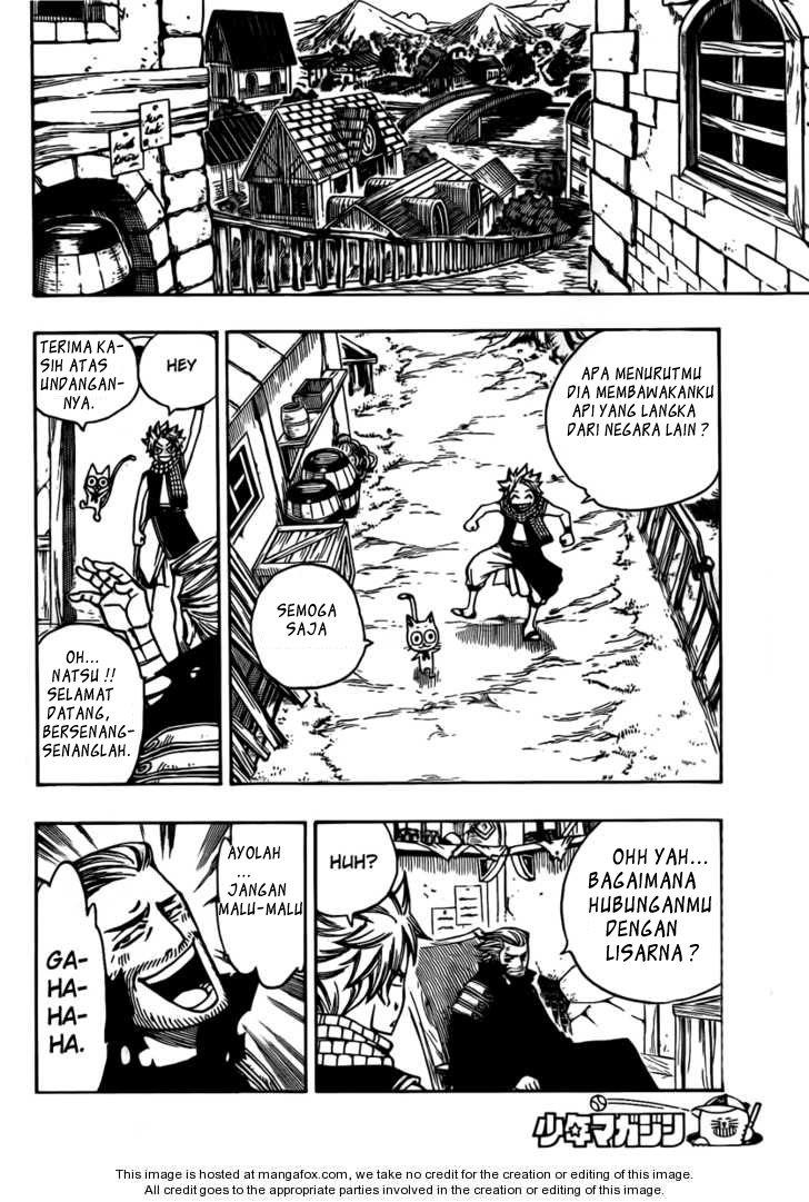 Fairy Tail: Chapter 166.0 - Page 12