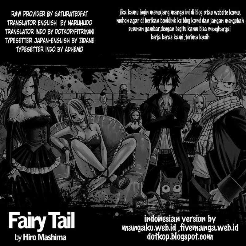 Fairy Tail: Chapter 234.0 - Page 21