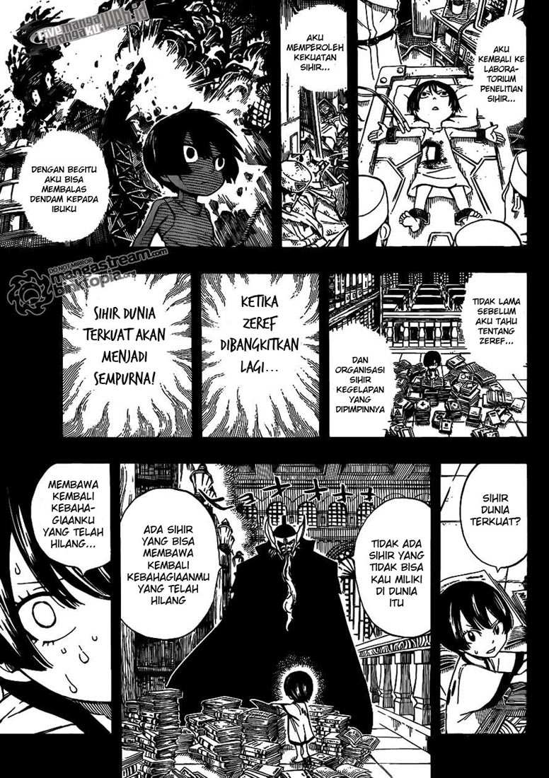 Fairy Tail: Chapter 241.0 - Page 10