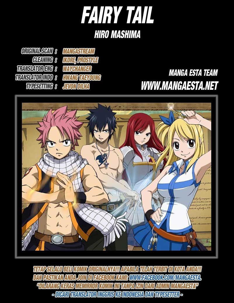 Fairy Tail: Chapter 273.0 - Page 2