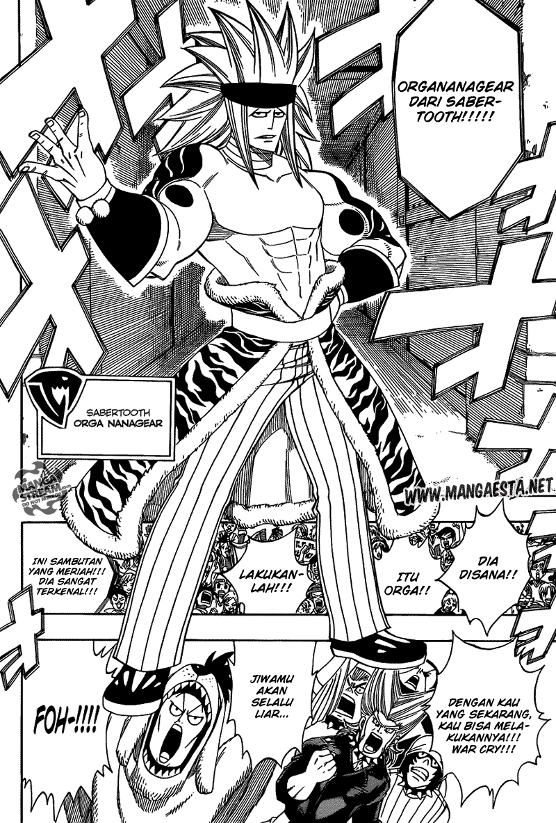 Fairy Tail: Chapter 273.0 - Page 9
