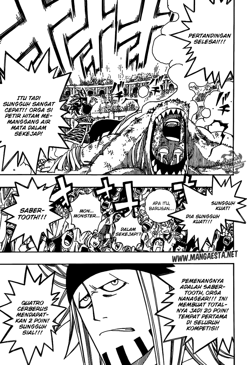 Fairy Tail: Chapter 273.0 - Page 15