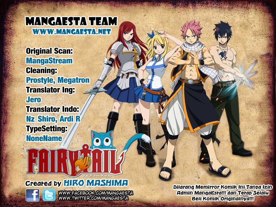 Fairy Tail: Chapter 294.0 - Page 2