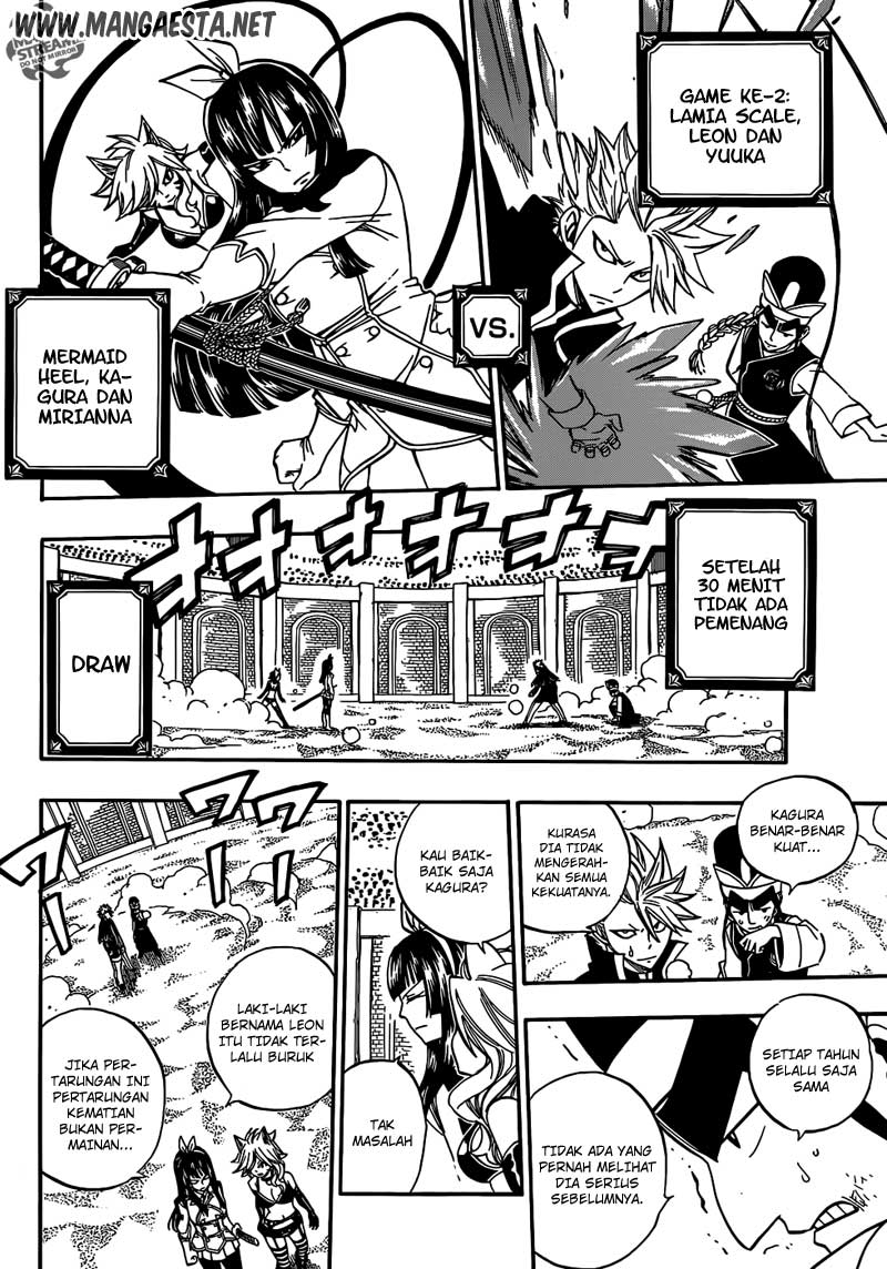 Fairy Tail: Chapter 294.0 - Page 14