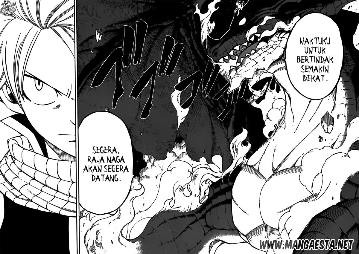 Fairy Tail: Chapter 294.0 - Page 18