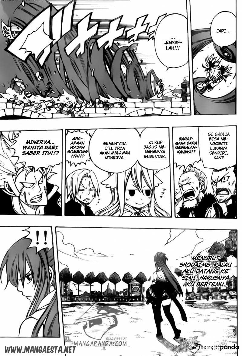 Fairy Tail: Chapter 311.0 - Page 13