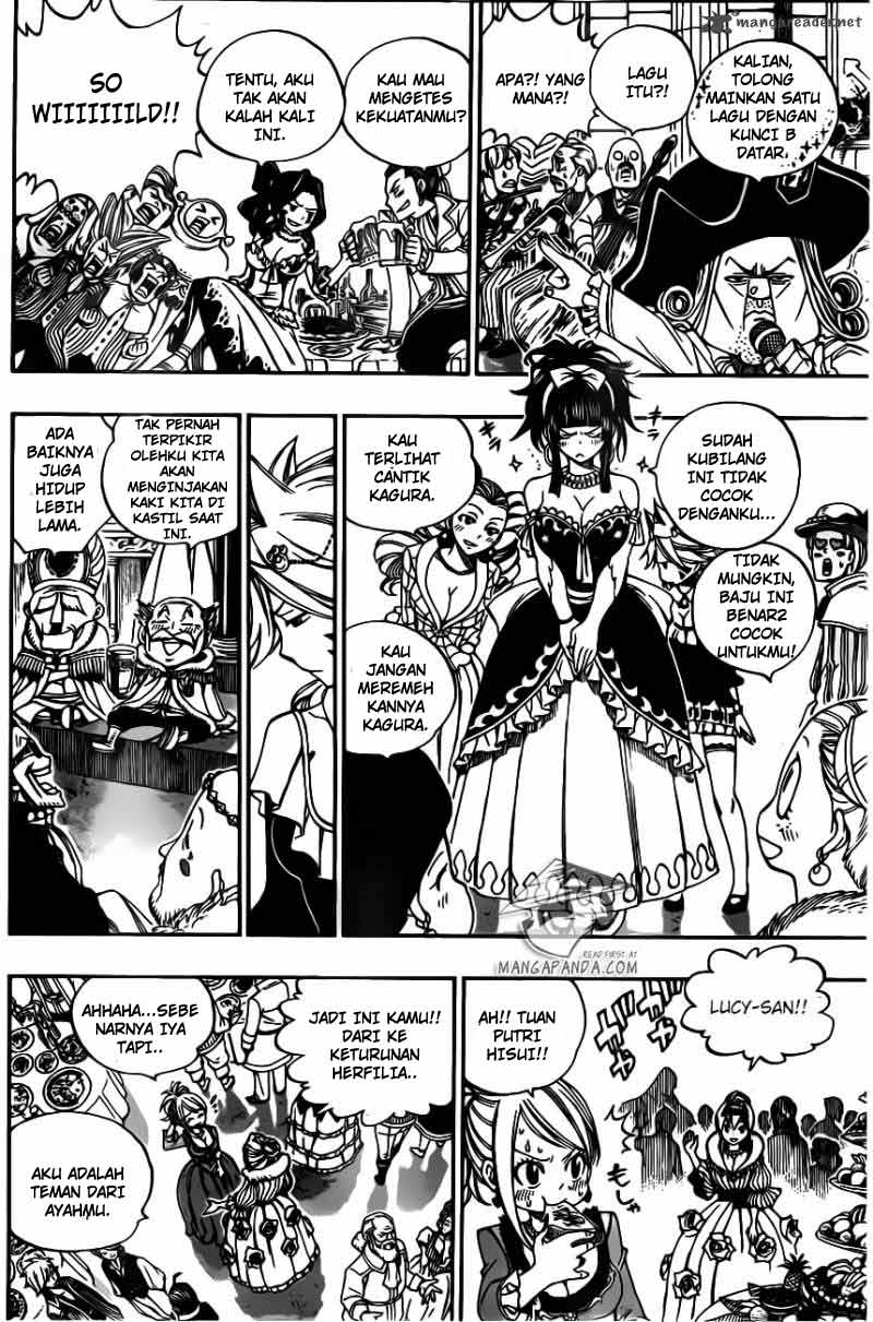 Fairy Tail: Chapter 338.0 - Page 6