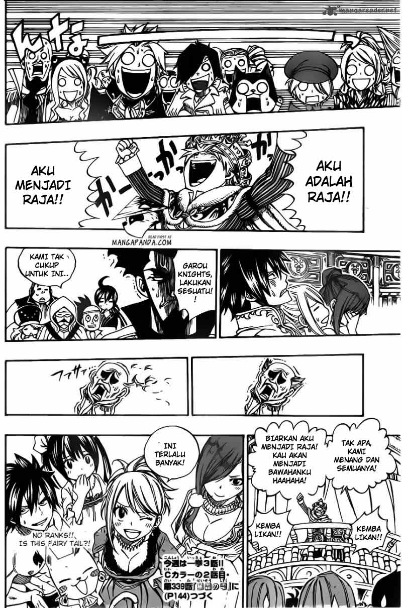 Fairy Tail: Chapter 338.0 - Page 21
