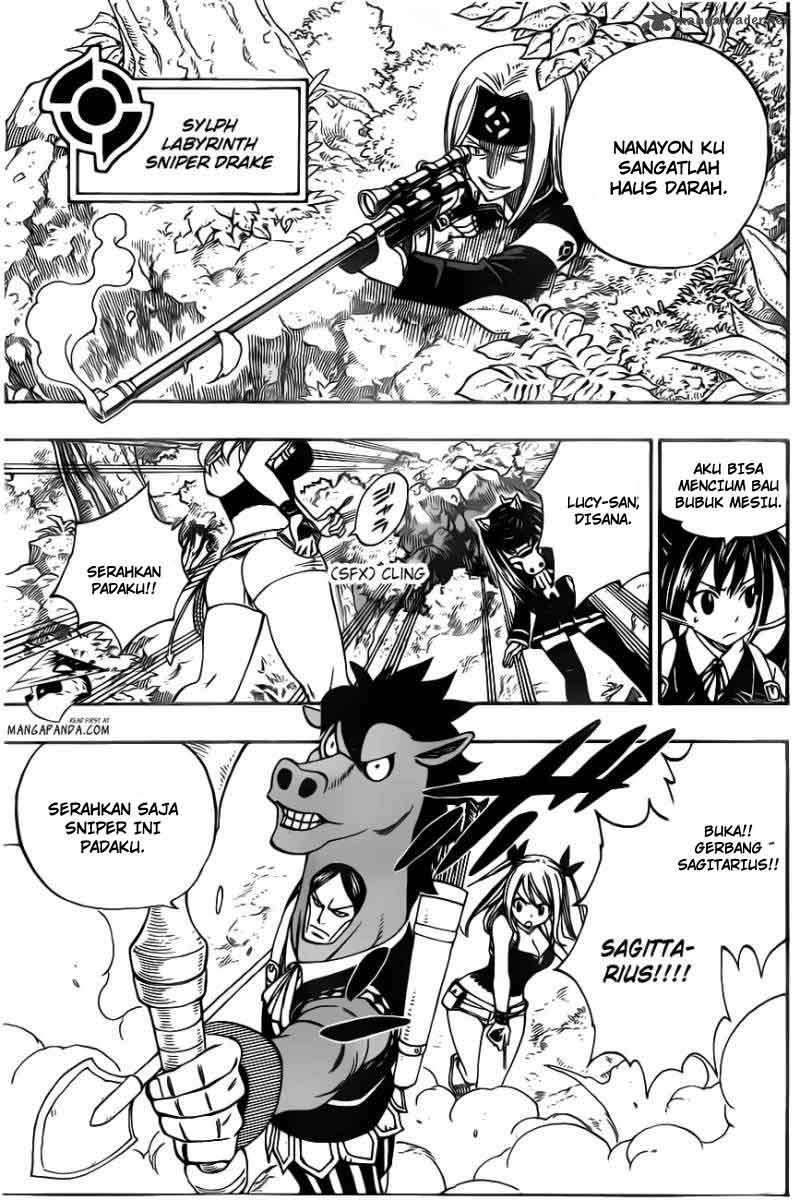 Fairy Tail: Chapter 344.0 - Page 12