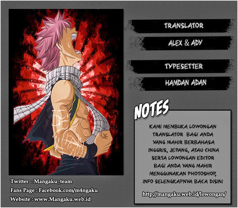 Fairy Tail: Chapter 379.0 - Page 1