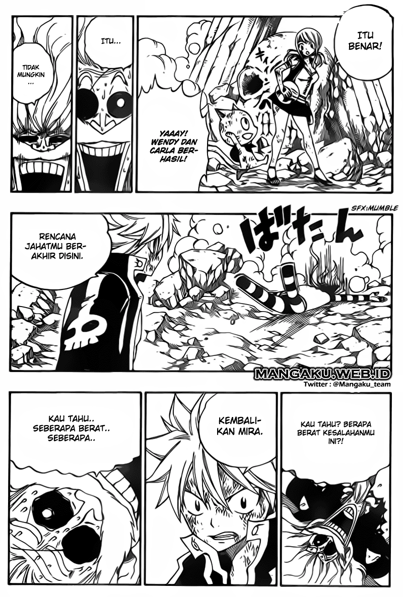 Fairy Tail: Chapter 379.0 - Page 5