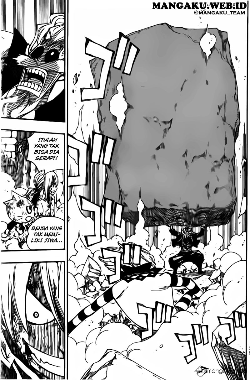 Fairy Tail: Chapter 379.0 - Page 23
