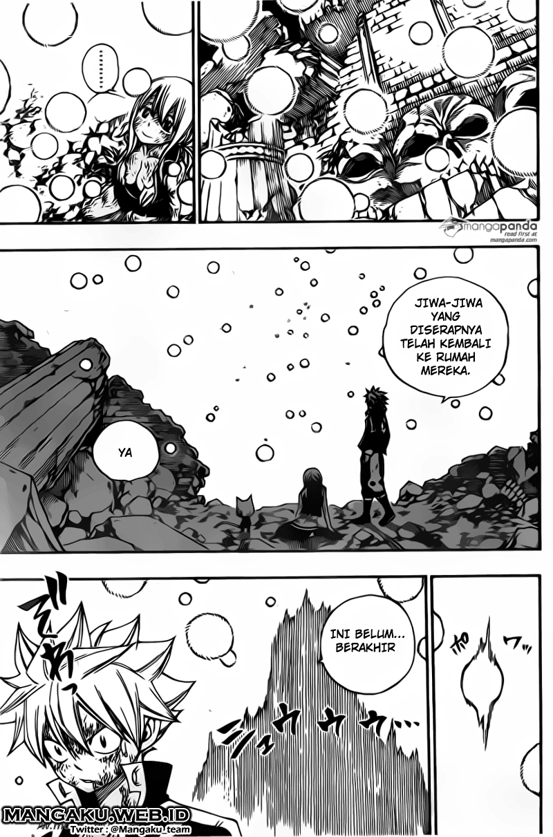 Fairy Tail: Chapter 379.0 - Page 26
