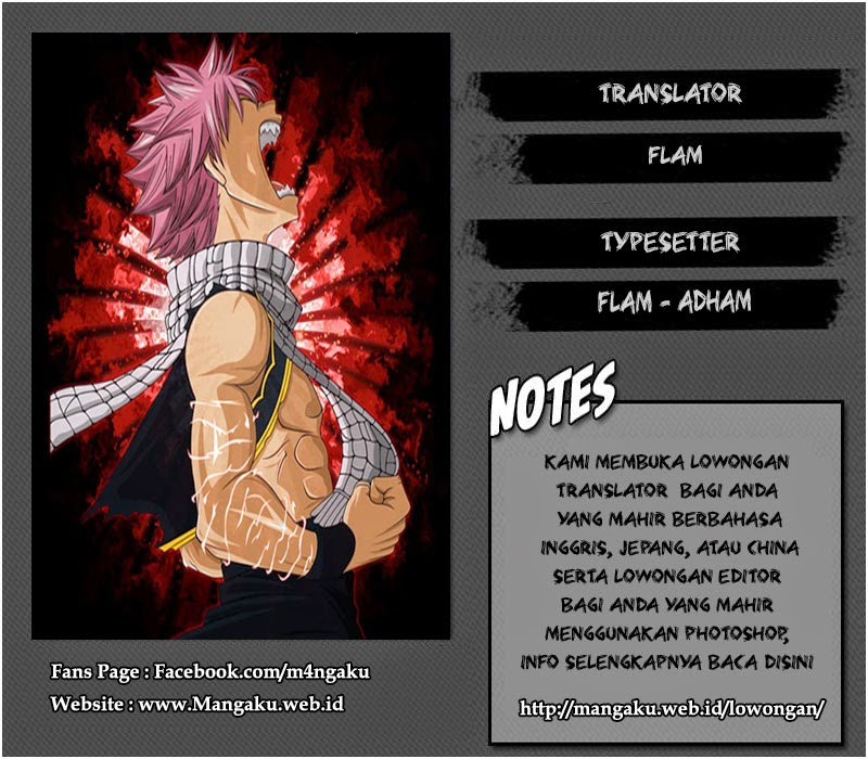 Fairy Tail: Chapter 417.0 - Page 1