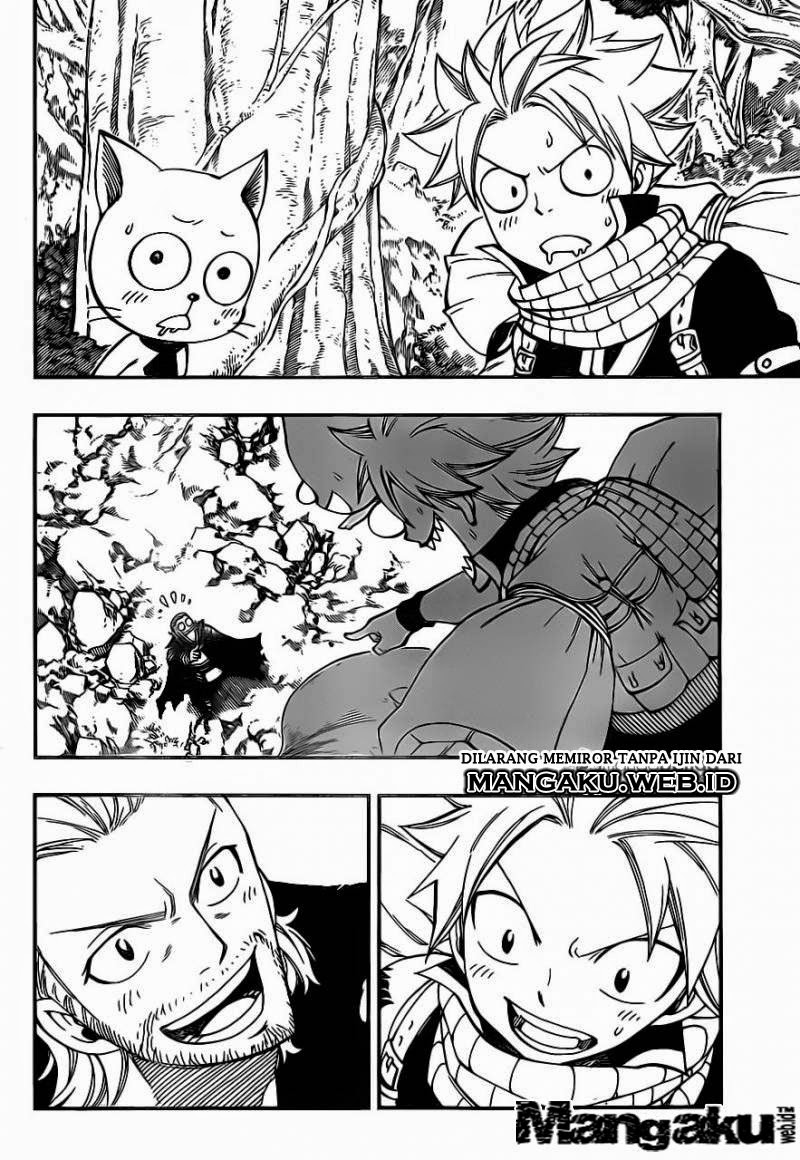 Fairy Tail: Chapter 417.0 - Page 5