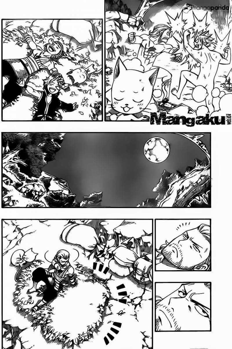 Fairy Tail: Chapter 417.0 - Page 7