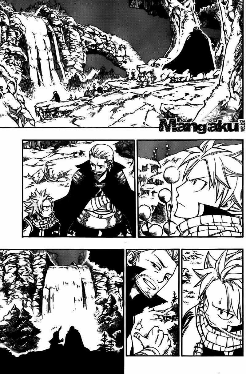 Fairy Tail: Chapter 417.0 - Page 8