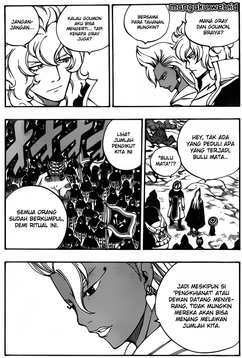 Fairy Tail: Chapter 430.0 - Page 14
