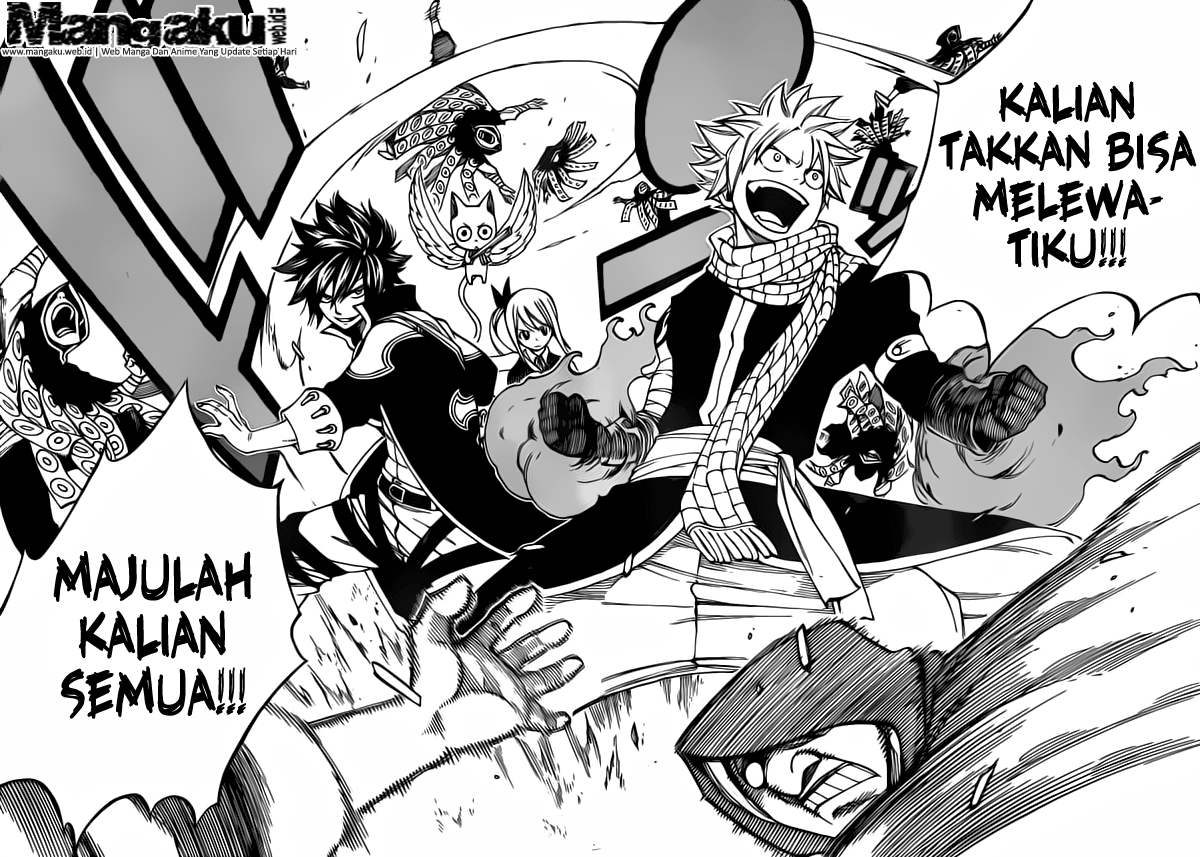 Fairy Tail: Chapter 430.0 - Page 19