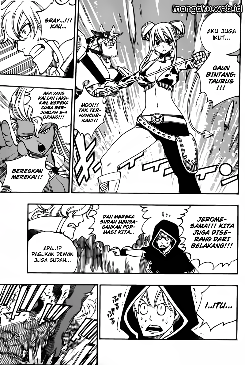 Fairy Tail: Chapter 430.0 - Page 21