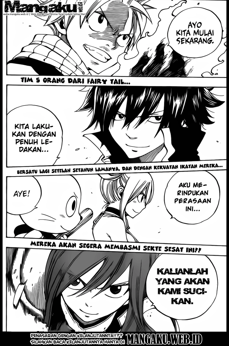 Fairy Tail: Chapter 430.0 - Page 23