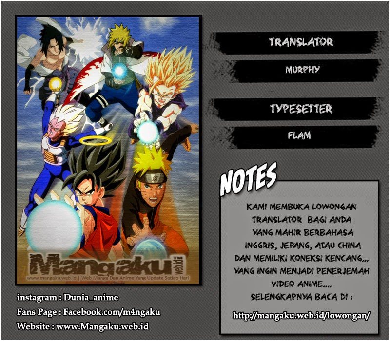 Fairy Tail: Chapter 435.0 - Page 1