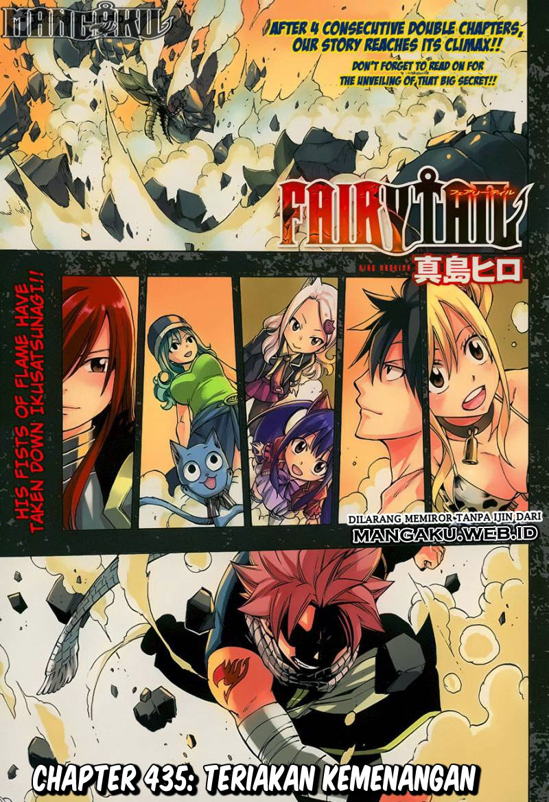 Fairy Tail: Chapter 435.0 - Page 2
