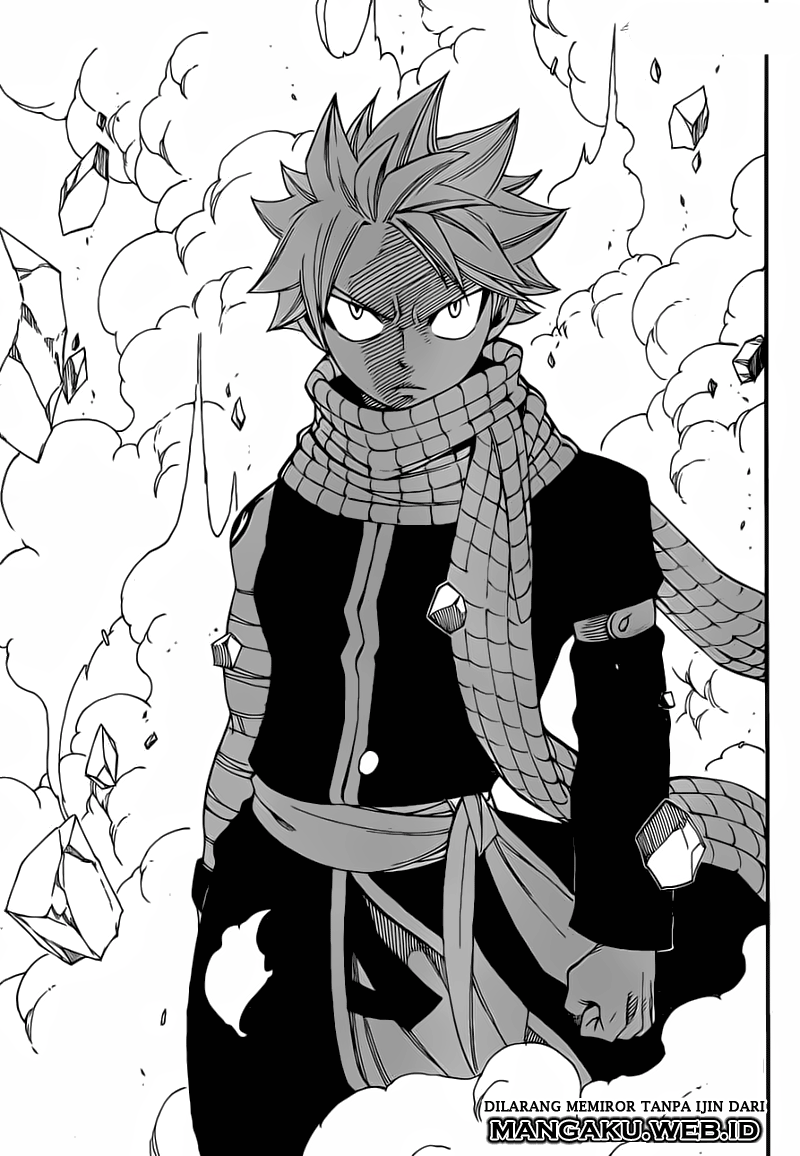 Fairy Tail: Chapter 435.0 - Page 5
