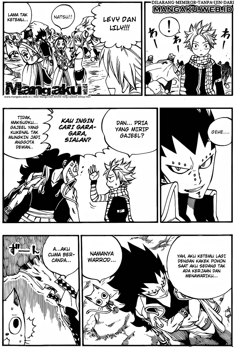 Fairy Tail: Chapter 435.0 - Page 10