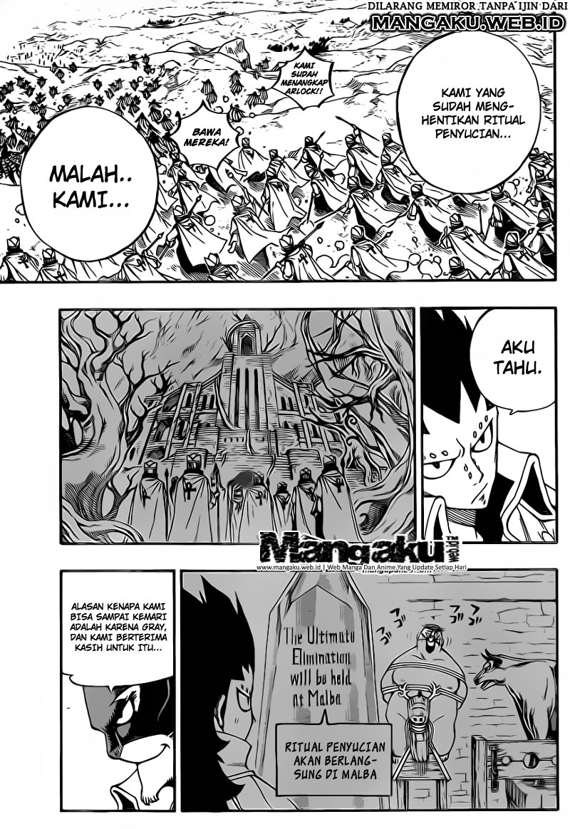 Fairy Tail: Chapter 435.0 - Page 13
