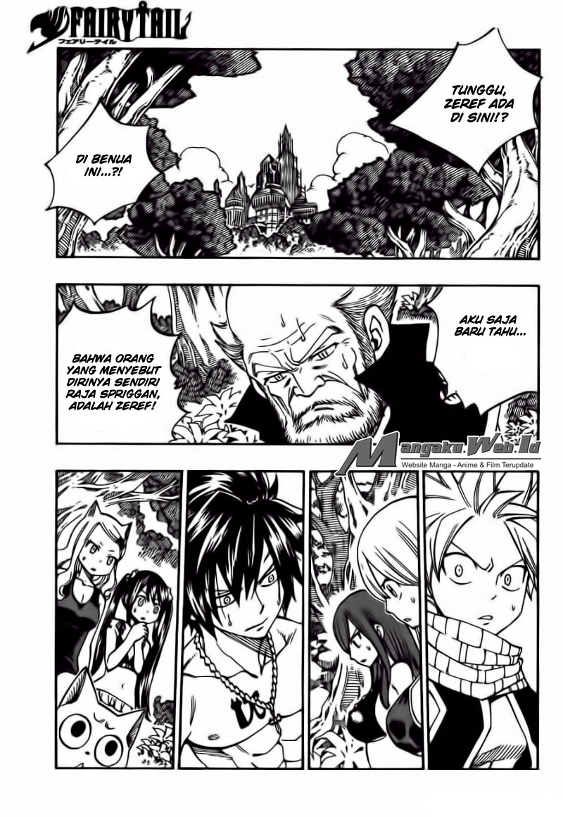 Fairy Tail: Chapter 446.0 - Page 3
