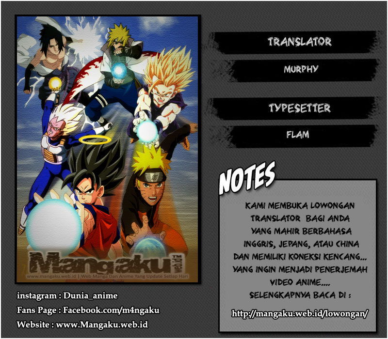 Fairy Tail: Chapter 448.0 - Page 1