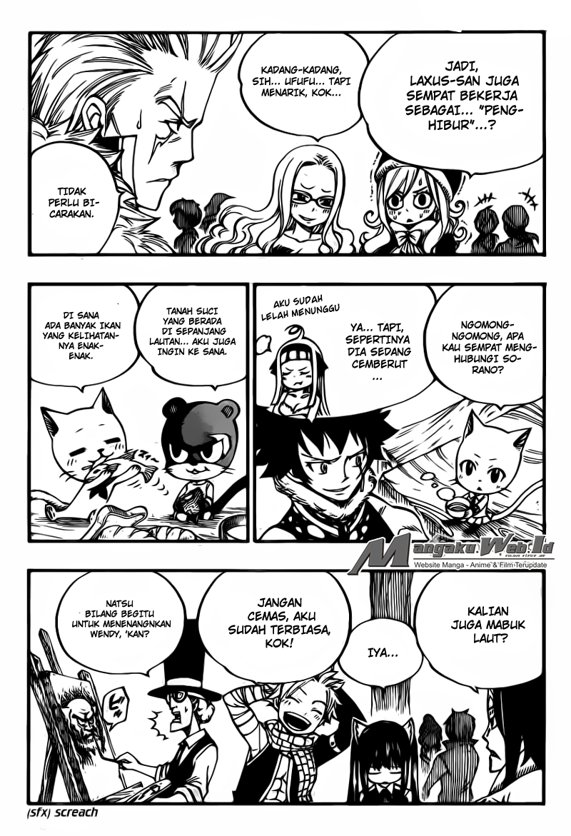 Fairy Tail: Chapter 448.0 - Page 5
