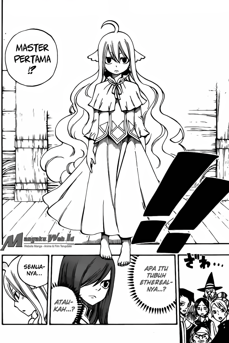 Fairy Tail: Chapter 448.0 - Page 18